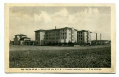 Rhône Villeurbanne Peloton des E.O.R Caserne Jeanne d'Arc - Villeurbanne