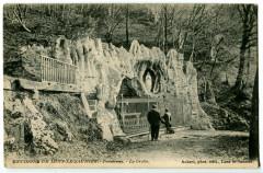 Jura Environs de Lons-le-Saunier Frontenay La Grotte animé - Lons-le-Saunier