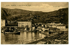 Corse Bastia Les Quais du Port - Bastia