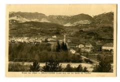 Alpes-de-Haute-Provence Beauvezer sur les Bords du Verdon - Beauvezer