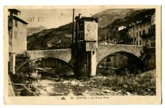 Alpes-Maritimes Sospel Le Vieux Pont - Sospel