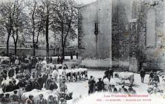 Saint Girons Marché aux Boeufs (BELLE Animation - Saint-Girons