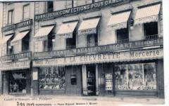 Perpignan Magasin Maison J.SICART Place Rigaud (COMMERCE - Perpignan