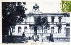 Fabrezan La Mairie (BELLE Cpa Animee - Fabrezan