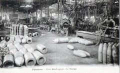 Pamiers Usine Metallurgique Le Montage - Pamiers