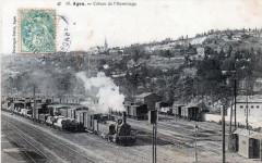 Agen Coteau De L'Hermitage (TRAIN En Gare - Agen
