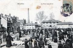 Moulins  La Place Aux Foires (BELLE Animation Top - Moulins