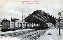 Saint Girons La Gare (TRAIN En GARE) - Saint-Girons