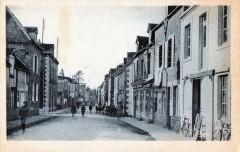 Ranes Route De Carrouges (cpa animée) - Rânes