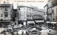 Perigueux Place Du Coderc Le Marche (BELLE Animation - Périgueux