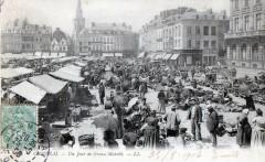 Cambrai Un Jour De Grand Marche (BELLE Animation - Cambrai