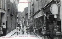 Salies Du Salat Rue Compans (ANIMATION - Salies-du-Salat