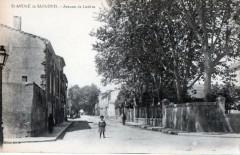 Saint Andre De Sangonis Avenue De Lodeve - Lodève