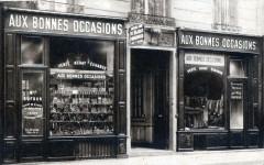 Paris Magasin G.DUFOUR Et Fils Rue Damremont Fourrures Bijoux - Paris