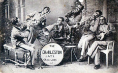 Ornaisons The Charleston Jazz Aude (Rare RARE!! - Ornaisons