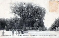 Castillonnes Place De L'Ormiere Faubourg Saint Roch (animée - Castillonnès
