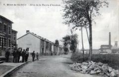 Mines De Sancy Cite De La Route D'Audun (cpa animée - Sancy