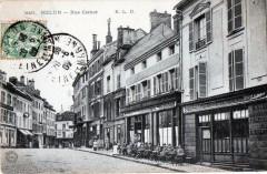 Melun Rue Carnot  (belle animation - Melun