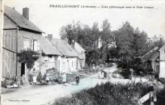 Fraillicourt Coin Pittoresque Vers Le Pont Leonce (belle animation - Fraillicourt