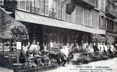 Paris 11e Magasin Chez Farcy Aubergiste Boulevard Beaumarchais - Paris 11e
