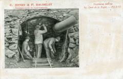 E. Henry et P. Baudelot - Représentants de Charbonnages - Paris 12e