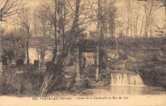 Verdelais Chutes De La Garonnelle Au Bois Du Luc - Verdelais