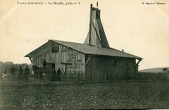 Vailly Sur Aisne La Houille Puits N°1 (cpa industrie pas courante - Vailly-sur-Aisne