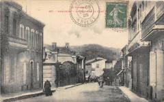 Pamiers L'Avenue De La Gare - Pamiers