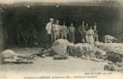 Inondations De Sommieres 26 Sept 1907 Victimes De L'Inondation (Animee - Sommières