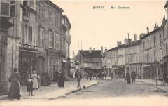Jussey Rue Gambetta (animée - Jussey