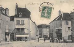 Sellieres Place De La Fidelite (animée - Sellières