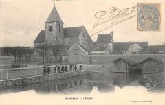 Auvernaux L'Eglise - Auvernaux