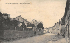 Courtisols Rue Saint Martin - Courtisols