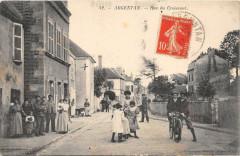 Argentan Rue Du Croissant (animée - Argentan
