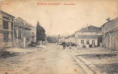 Houdelaincourt Grande Rue - Houdelaincourt