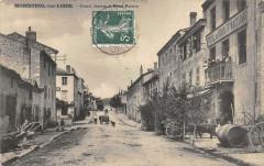 Monistrol Sur Loire Grand Chemin Et Hotel Masson - Monistrol-sur-Loire