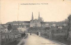 Vue Partielle - La Chapelle-Montligeon