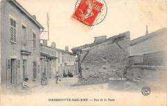 Pierrefitte Sur Aire Rue De La Poste - Pierrefitte-sur-Aire