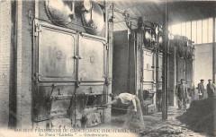 Paris XVe Societe Parisienne Du Caoutchouc Industriel Le Pneu Lutetia Gen - Paris 15e