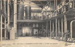 Une Visite A La Sucrerie De Pithiviers La Salle Des Machines (pas courant - Pithiviers