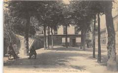 Arcueil Cachan La Place Des Ecoles 94 Arcueil