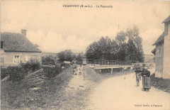 Charpont La Passerelle - Charpont