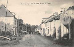 Egletons Avenue De La Gare - Égletons