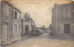 Couvrot Ecole Et Mairie - Couvrot