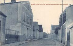 Angerville Ecole Communale Pensionnat - Angerville