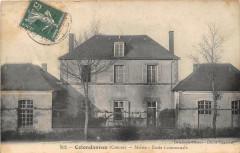 Colondannes Mairie Ecole Communale - Colondannes
