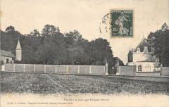 Chateau De Socx Par Bergues - Socx