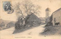Entree De Sancey L'Eglise - Sancey