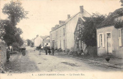 Saint Marien La Grande Rue - Saint-Marien