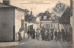 Citadelle De Blaye Dans La Rue Montmirail L´APPEL Des Permissionnaires (c - Blaye